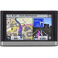 Garmin Nuvi 2557LMT 5 inch Satellite Navigation with UK and Full Europe Maps, Free Lifetime Map Updates and Free Lifetime Traffic Alerts