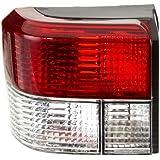 FK-Automotive FKRL0917 - Faros traseros para VW Bus T4 70 91-04, color transparente y rojo