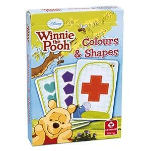 Disney winnie l 39 ourson jeu ducatif formes et couleurs - Jeux de winnie l ourson gratuit ...