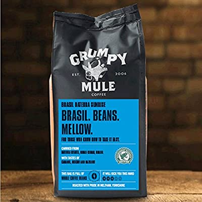 Brasil Daterra Sunrise Grumpy Mule Filter ground coffee 227g from Grumpy Mule