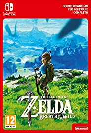 The Legend of Zelda: Breath of the Wild | Nintendo Switch - Codice download
