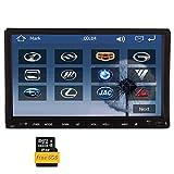 Vendite calde! Autoradio Stereo navigazione di GPS da 7 pollici 2 din Video Car DVD CD sistema GPS...