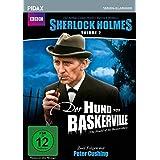 Sherlock Holmes, Vol. 2 (Sir Arthur Conan Doyle's Sherlock Holmes) / 2 weitere Folgen: Der Hund von Baskerville (Teil 1 & 2) mit Peter Cushing