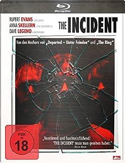 The Incident - Steelbook [Blu-ray]