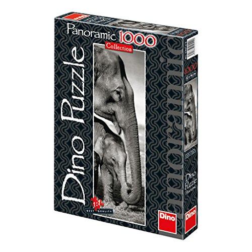 Dino Toys 545120 - Puzzle panorámico de alta calidad con diseño de...