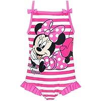 Disney Minnie Mouse - Bañador para niña Minnie Mouse