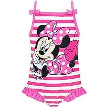 Minnie Mouse - Bañador para niña - Disney Minnie Mouse