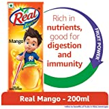 Real Fruit Power Mango (Aam) 200 ml