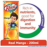 #8: Real Fruit Power Mango, 200ml