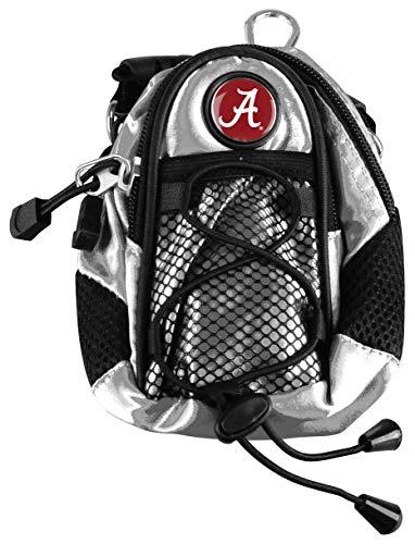 LinksWalker NCAA Alabama Crimson Tide-Mini Day Pack-Silber Alabama Crimson Tide Laptop