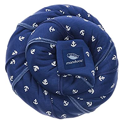 Manduca Sling Limited Edition - BlueAnchors