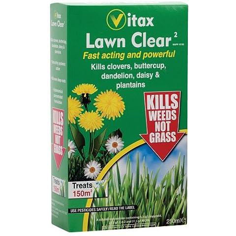 Vitax 250ml Vitax Lawn Clear Lawn