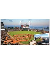 Wincraft Tapis Motif San Francisco Giants at & T Tapis de parc de baseball MLB