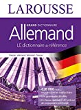 Grand Dictionnaire Allemand  - Francais / Francais -  Allemand