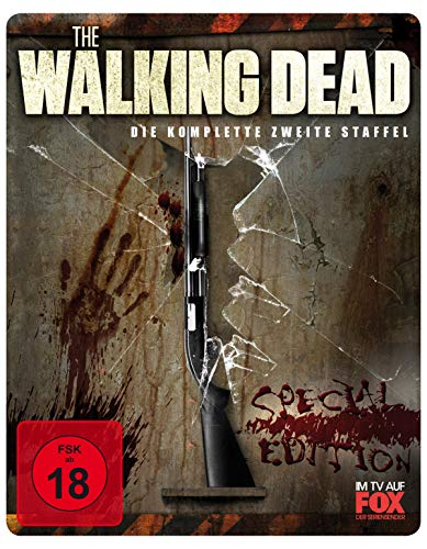 The Walking Dead - Die 2. Staffel Special Edition - Blu-ray