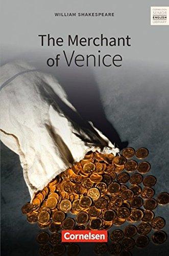 Cornelsen Senior English Library - Literatur: Ab 11. Schuljahr - The Merchant of Venice: Textband mit Annotationen