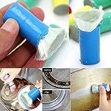 Cucinagood 4pezzi magia acciaio inossidabile spazzola di pulizia del bastone di metallo antiruggine