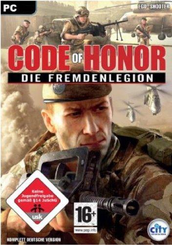 Code of Honor Die Fremdenlegion