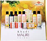 #10: Khadi ALL IN ONE Gift Kit - Beauty Skincare & Haircare - 12 Pcs Kit