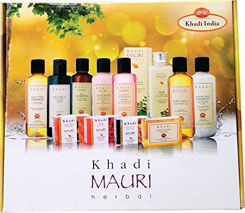 Khadi Mauri Herbal All in One Gift Kit