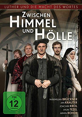 Zwischen Himmel und Hölle – Luther und die Macht des Wortes [Alemania] [DVD] 51POhkTMIgL