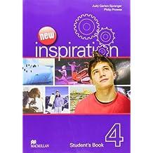 New Inspiration Level 4: Student's Book by Judy Garton-Sprenger (2012-01-27)