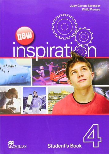 New Inspiration Level 4: Student's Book by Judy Garton-Sprenger (2012-01-27)
