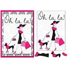 Oh la la. Paris Chic por Anne palanca