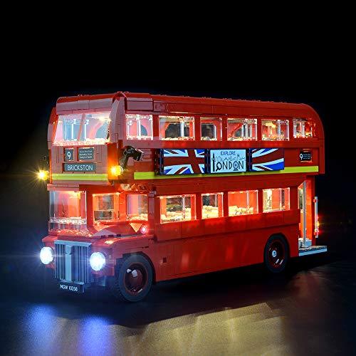 LIGHTAILING Conjunto Luces Creator Expert Autobús