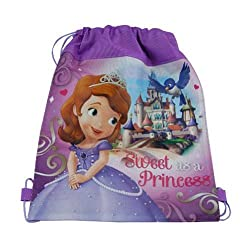 Sofia The First Non Woven Sling Bag