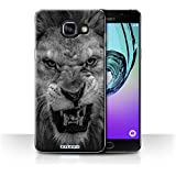 Coque de Stuff4 / Coque pour Samsung Galaxy A5 (2016) / Lion Design / Animaux de zoo Collection