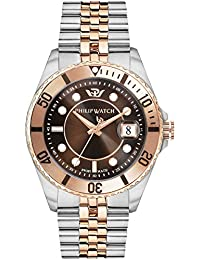 Reloj solo tiempo para hombre Philip Watch Caribe Casual Cod. r8253597025