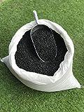 ERP - Pacciame Decorativo in Gomma da 6 mm, per pacciamatura e Corteccia da Gioco, 20 kg