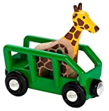 BRIO World 33724 - Giraffenwagen