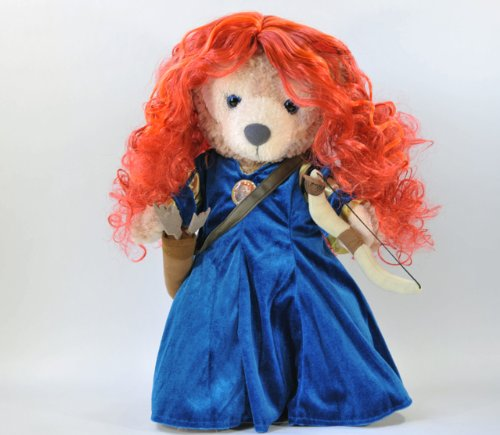 ce set [forest of fear and Merida (Brave / Brave)] to fit the sherry May of S (japan import) (Disney Brave Kostüm Für Erwachsene)