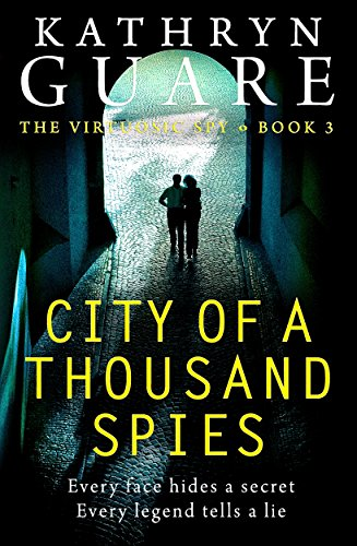 Book cover image for City Of A Thousand Spies: (The Conor McBride Series) (The Virtuosic Spy Book 3)