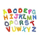 sungpunet Funny Colorful magnético letras A-Z imanes de nevera de...