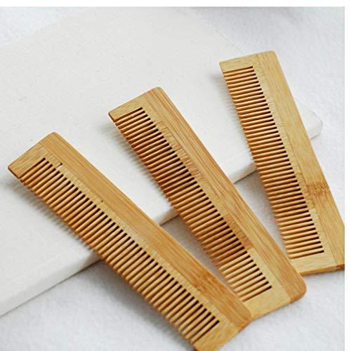 Großhandel-haar-bürste (PiniceCore 1Pcs Massage hölzerner Kamm Bambus Qualitäts-Haar-Vent-Bürsten-Bürsten Haarpflege und Schönheit SPA Massage Großhandel Haarpflege Kamm)