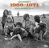 Jon Savage'S 1969-1971-Rock Dreams on 45