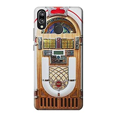 Jukebox Music Playing Device Case Cover Custodia per Huawei P20 Lite