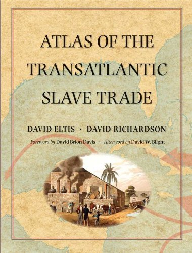 Atlas of the Transatlantic Slave Trade (The Lewis Walpole Series in Eighteenth-Century Culture and History) (English Edition)