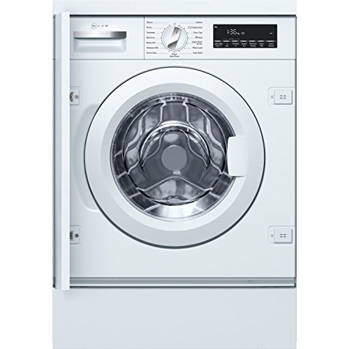 Neff W544BX0GB Ultra Energy Efficient 8kg 1400rpm Integrated Washing Machine