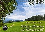 Auf Schusters Rappen... Südlicher Oberrhein und Südschwarzwald (Tischkalender 2017 DIN A5 quer): Wanderparadiese bei Freiburg im Breisgau (Geburtstagskalender, 14 Seiten ) (CALVENDO Natur)