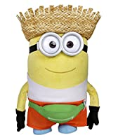 From the cool movie `Despicable MeŽ comes this cute plush figure. It stands approx. 37 cm tall.