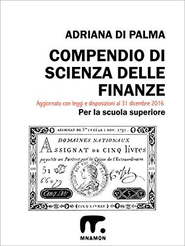 Compendio di Scienza delle Finanze (Compendio di Diritto pubblico e Scienza delle Finanze)