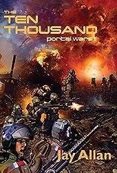 The Ten Thousand: Portal Wars II (English Edition)