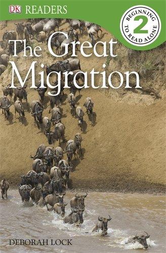 The Great Migration (DK Reader Level 2)