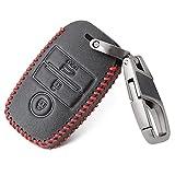 Bucada Auto-Schlüssel Keyless Hülle Key Cover Case Etui Leder