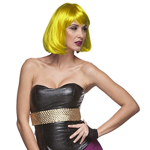 sepia-costume-party-page-synthetic-wig-yellow