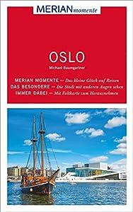 MERIAN momente Reiseführer Oslo: MERIAN momente